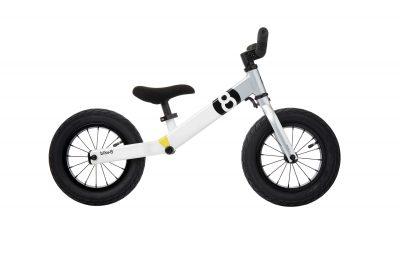 Bike8 White Silver Special