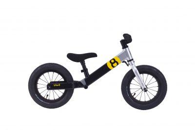 Bike8 Black Silver Special Edition