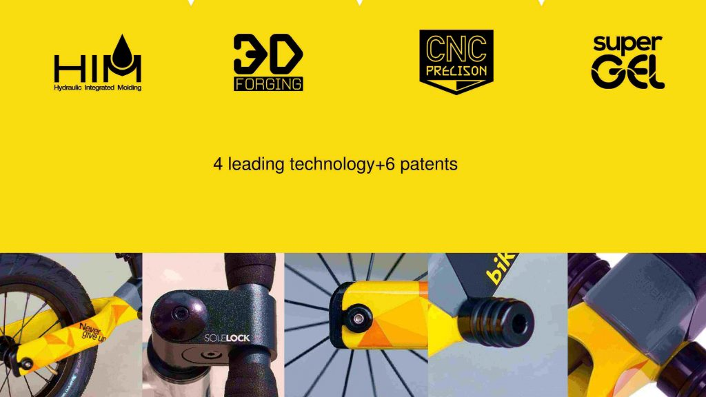 Bike8 Technology