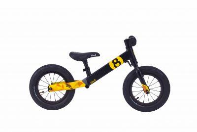 Bike8 Standard Black Yellow